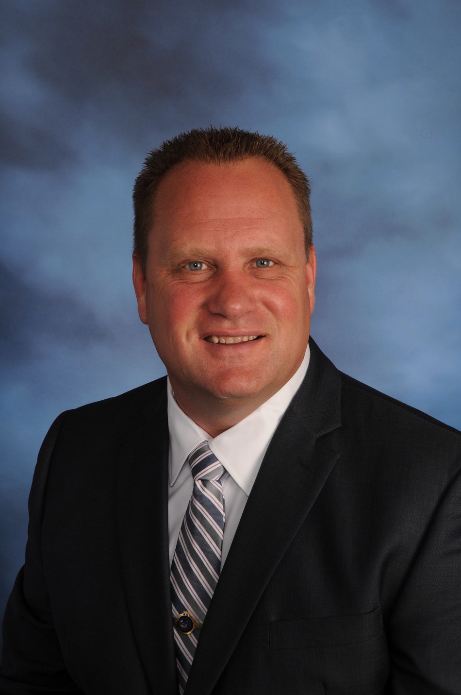 Chad Newton, A.A.E. -- CEO, Wayne County Airport Authority