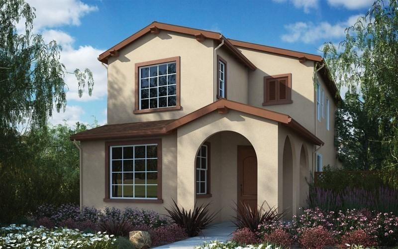 The Grove Collection in East Garrison offers 3-4 bedrooms with 2.5 baths and 1,437 - 1,866 sq. ft. All come with 2-car garages.