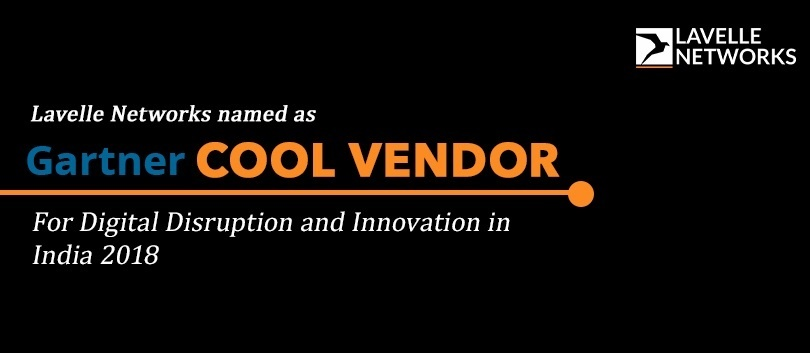 Lavelle Networks named Cool Vendor in Gartner report (PRNewsfoto/Lavelle Networks Private Limited)