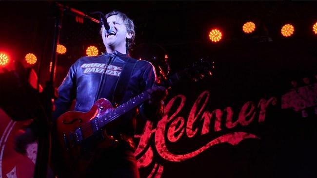 Scott Helmer performing live in concert.