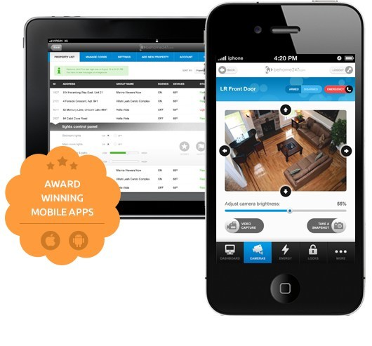 BeHome247 Home Automation