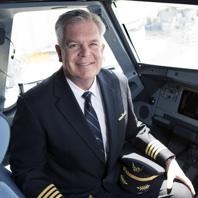 Bryan Quigley, senior vice president of flight operations at United Airlines