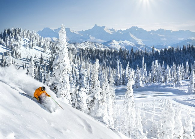 Discover epic powder in Montana. (Photo Courtesy: Visit Montana/Craig Moore)