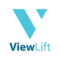 ViewLift Logo (PRNewsfoto/ViewLift)