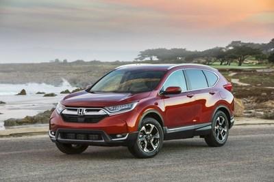Honda se convierte en el líder del segmento de SUV's en México