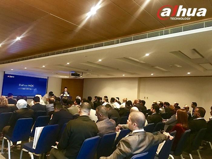 Dahua Heart of City (HOC) Debut Overseas