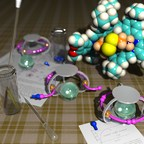 Kanazawa University Research: A Closed Cage-like Molecule That can be Opened