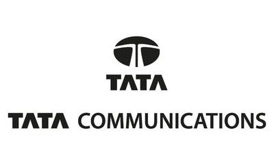 Tata Communications Logo (PRNewsfoto/Tata Communications)