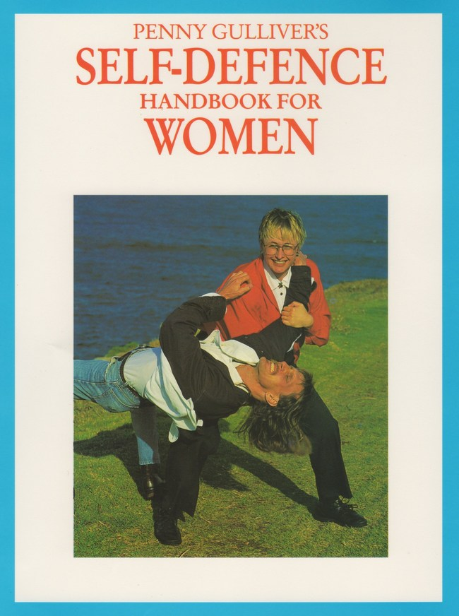 A great Book on Self Defence For Women establishing Penny Gulliver as one of the foremost experts in this Country