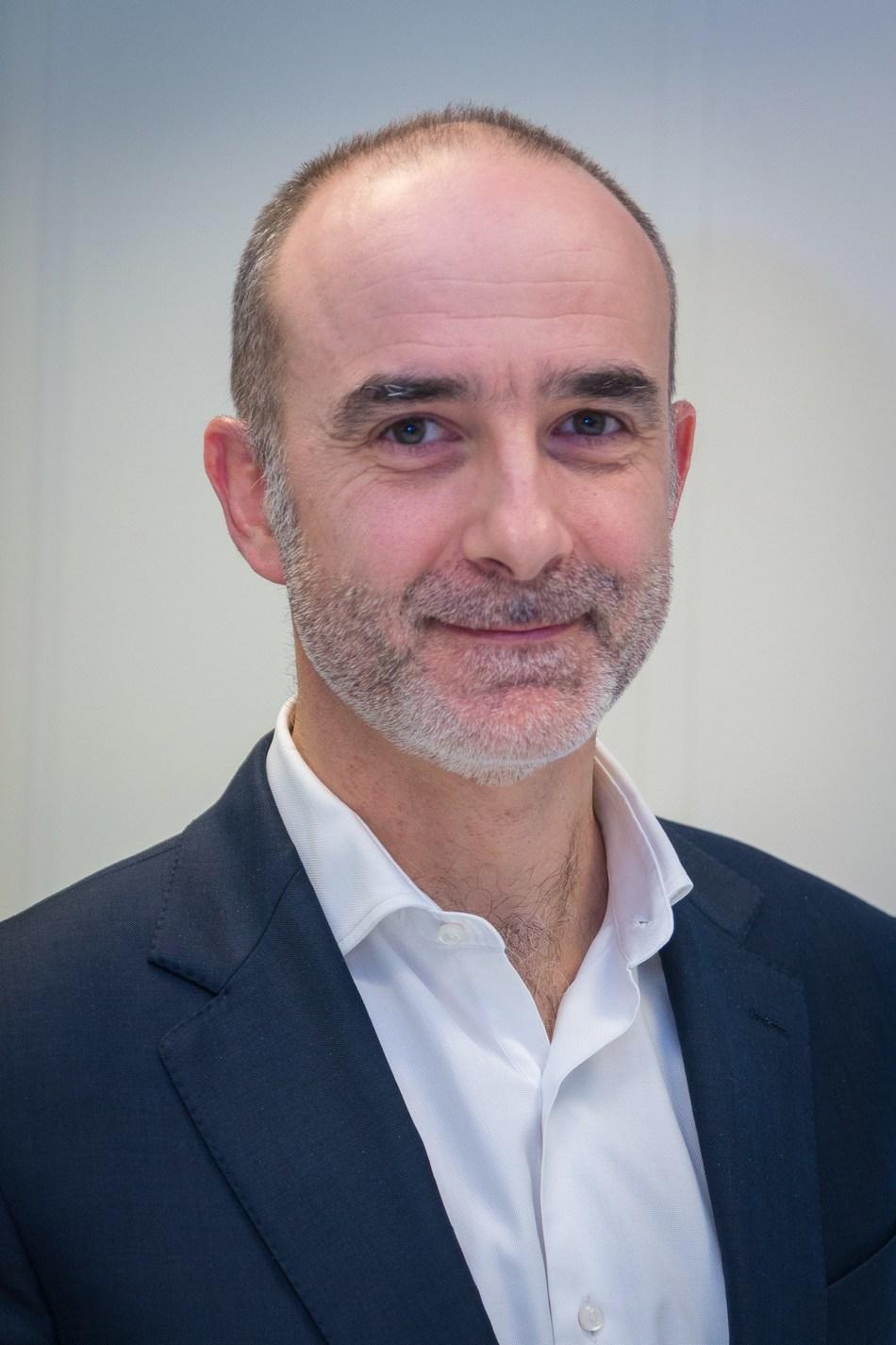 Luc Querton, CEO of Altares Group (PRNewsfoto/Altares)