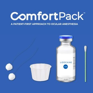 ComfortPack? Anesthesia for Intravitreal Injections