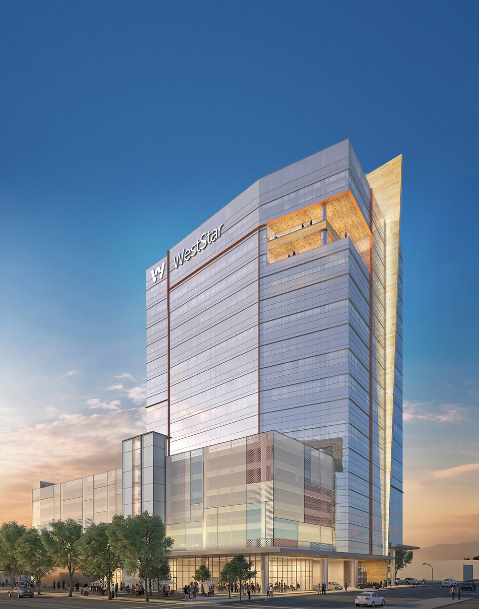 WestStar Tower will convey world-class architecture, state-of-the-art office space and beautiful views to commercial tenants in the heart of El Paso.
