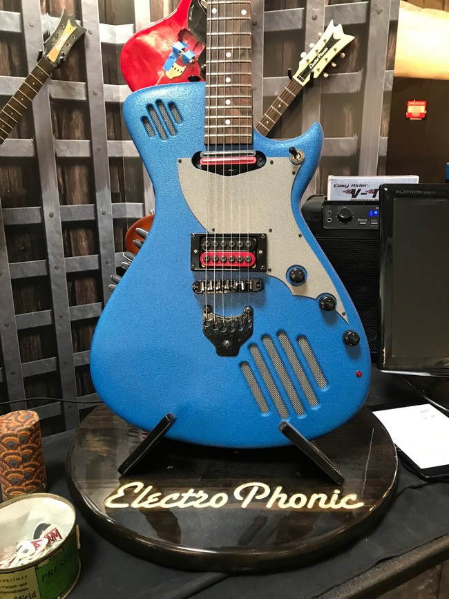 The Electric Guitar that Fits your Lifestyle