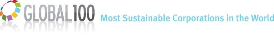 Global 100 Most Sustainable Corporations in the World (CNW Group/Corporate Knights Inc.)