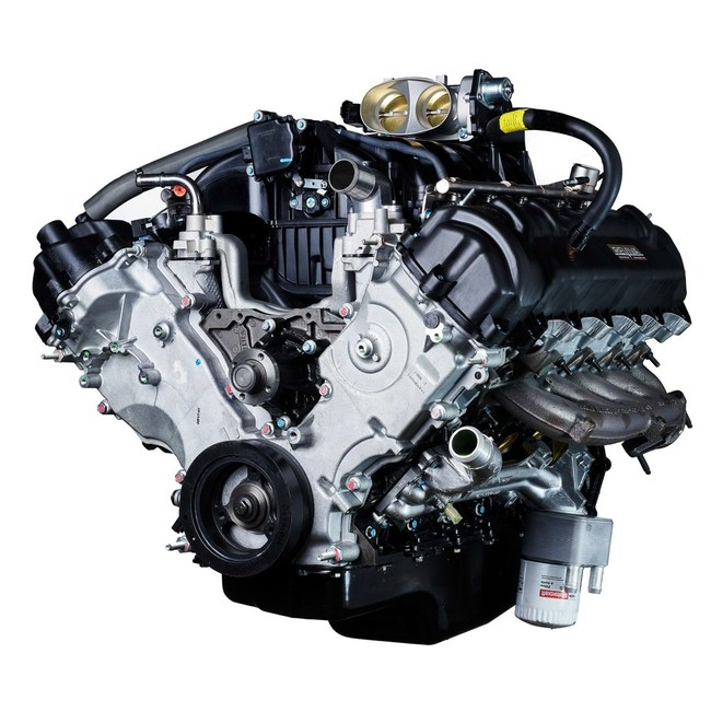 Reviva Ford 6-8L Drop-In Gas Engine