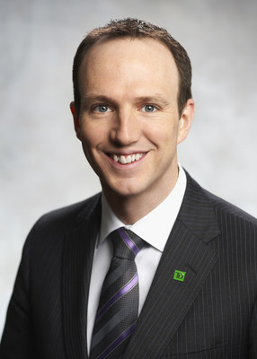 TD announced the appointment of Andrew Cribb as Senior Vice President and Regional Head of Branch Banking for B.C. and Yukon. Cribb's focus will be to help grow TD's business in the Region, which is an important market for the bank.  Cribb joined TD in 2013 and was previously Vice President, North American Phone Channel. (CNW Group/TD Bank Group)