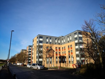 The UK student accommodation built by CIMC MBS has won high praise not only for its economic efficiency and comfort but also its sustainability