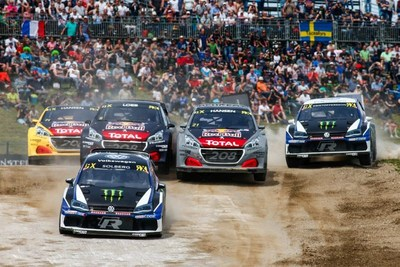 Yas Marina Circuit to host inaugural FIA WORLD RALLYCROSS CHAMPIONSHIP on 5 & 6 April 2019