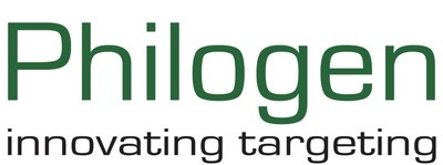 Philogen Logo (PRNewsfoto/Philogen S.p.A.)