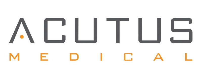 Acutus Medical is a dynamic arrhythmia care company focused on developing distinct, innovative technologies that provide physicians and patients with absolute results. (PRNewsfoto/Acutus Medical)