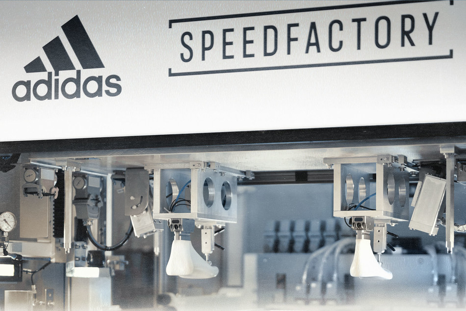 adidas SPEEDFACTORY and Foot Locker, Inc. launch strategic partnership.