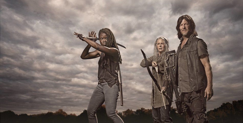 """""""The Walking Dead"""" is 2018's Most In-Demand TV Show in the World, according to Parrot Analytics."""