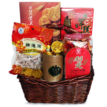 GiftBasketsOverseas.com has plenty of great gifts for Chinese New Year