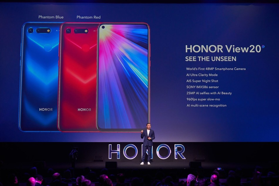 The camera of HONOR View20 is bringing smartphone photography to a new high.