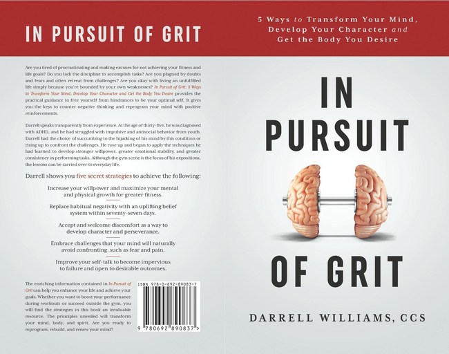 In Pursuit of Grit Book Cover