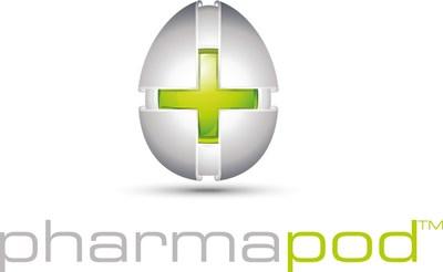 Pharmapod Logo (PRNewsfoto/Pharmapod)