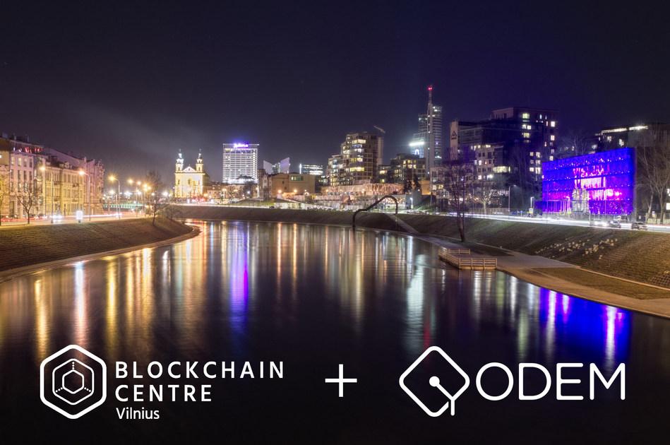 Blockchain Centre Vilnuis
