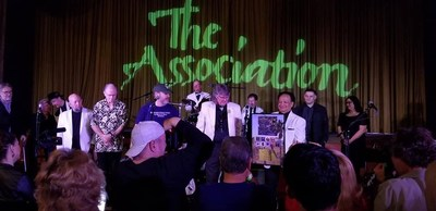 The Association receives ROCK JUSTICE AWARD in Los Angeles