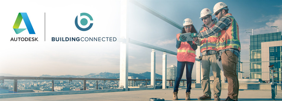 Autodesk Completes BuildingConnected Acquisition
