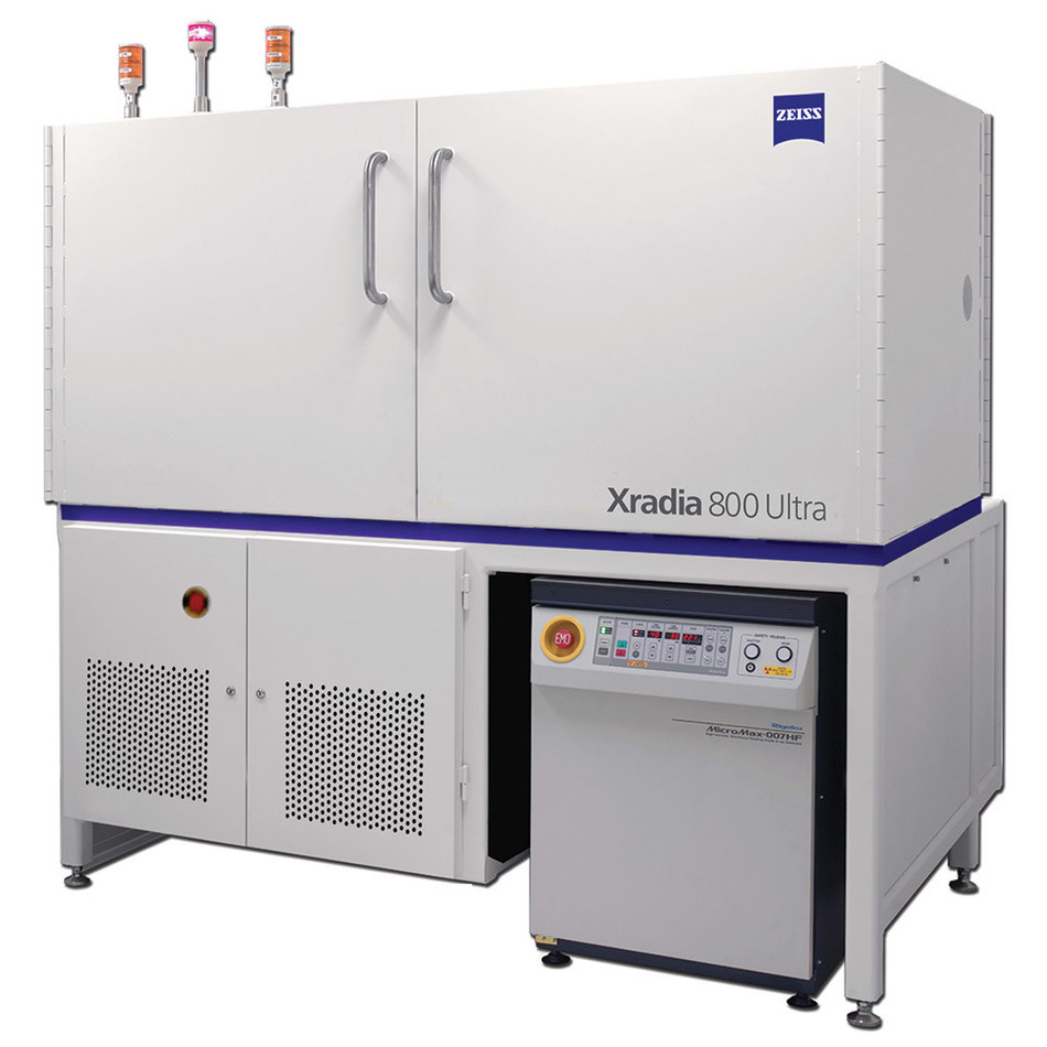 Xradia 800 Ultra 3D X-ray Microscope