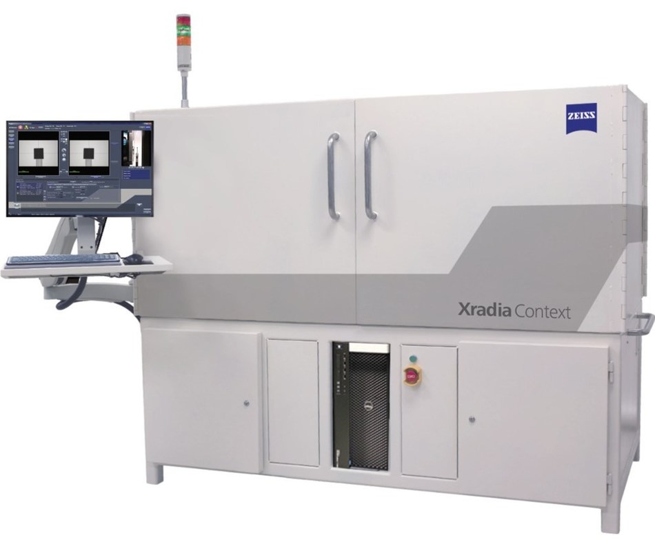 Xradia Context 3D X-ray microCT System