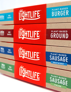 (PRNewsfoto/Lightlife Foods)