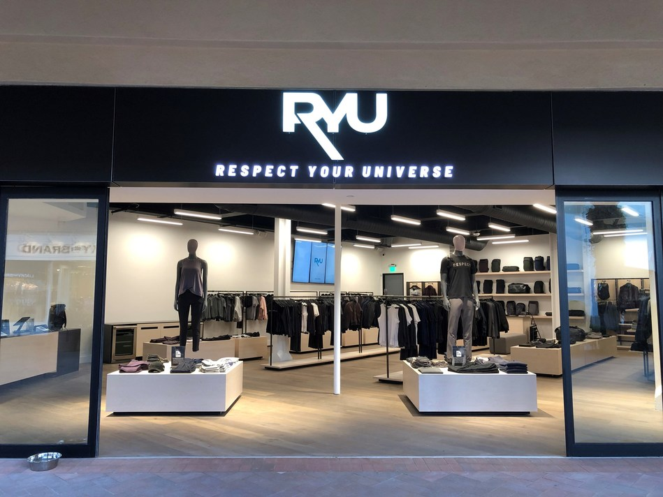 Ryu Opens Ninth Store Location At Fashion Island In Newport Beach Ca