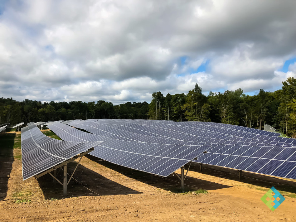 """The 3-megawatt (MW) """"Hollygrove"""" project, located in Wayne County, is the first of a portfolio of over 75 MW across New York expected to be complete by the end of 2019."""
