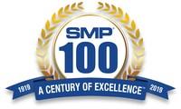 SMP-100AnniversaryLogo (PRNewsfoto/Standard Motor Products, Inc.)