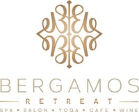 Bergamos Spa Retreat in Friendswood, Texas, outside of Houston. The largest freestanding day spa in Texas and possibly the United States features 22,000-square feet including four couples treatment suites, hi-tech treatment tables, innovative beauty services, wine bar, yoga studio, cafe and blow dry bar.