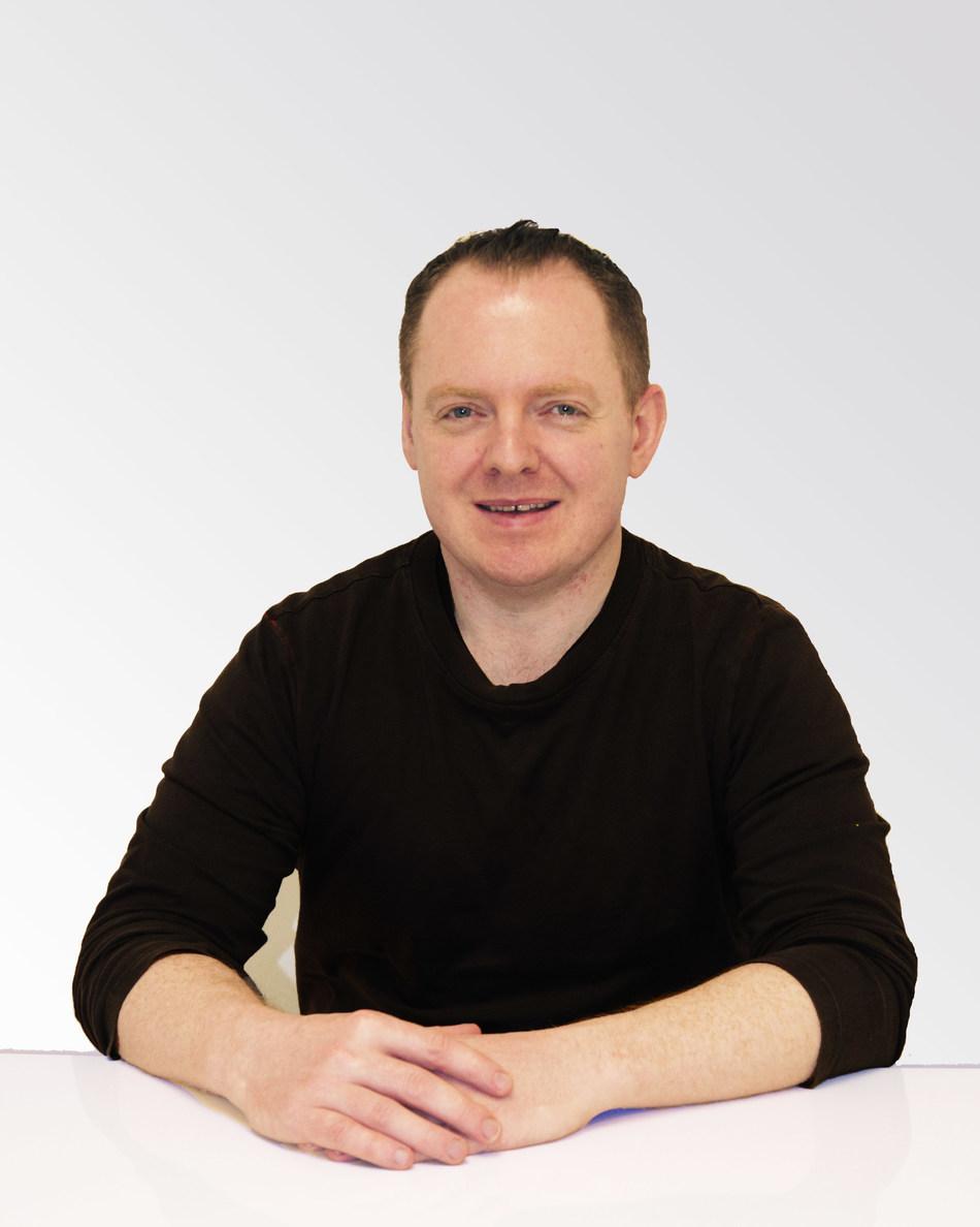 Keith Lally, Chief Sales Officer, FlowForma (PRNewsfoto/FlowForma)