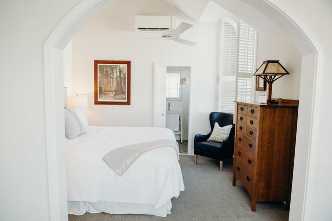 Guestroom at Briar Barn Inn