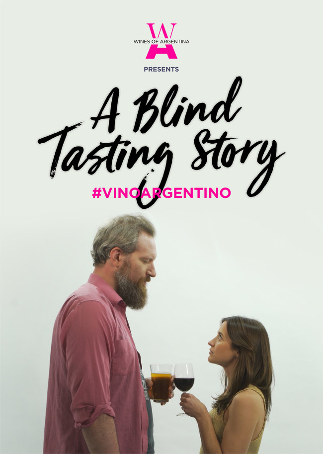 """Stay tuned for new episodes every Tuesday, Thursday and Sunday of """"Vino Argentino: A Blind Tasting Story""""."""