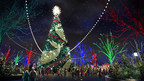 Best Theme Park Holiday Event in USA Adds Stunning New Icon