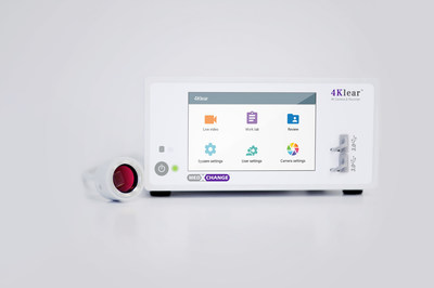 4Klear, Native 4K Medical Camera + 4K Recorder All-In-One Solution