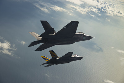 The F-35 Joint Strike Fighter (file photo courtesy DoD Joint Strike Fighter Program Office)