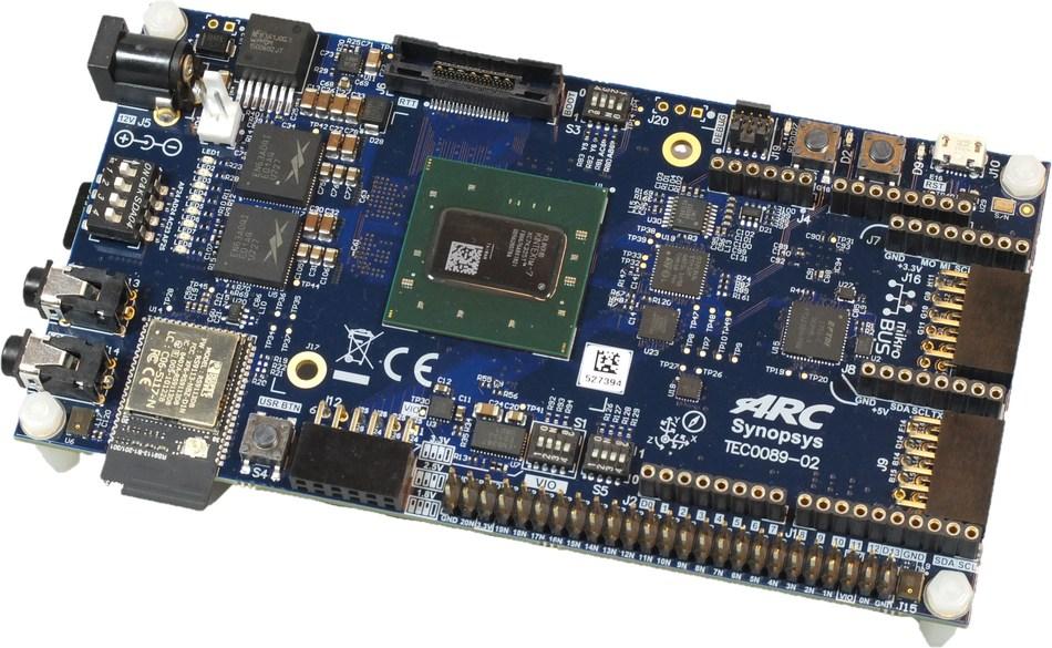 ARC EM Software Development Platform