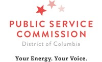Public Service Commission of the District of Columbia Logo