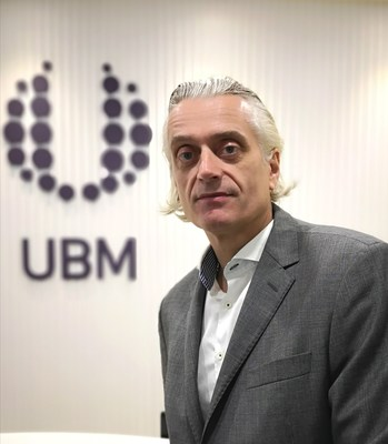 Gerard Leeuwenburgh, Country General Manager, UBM Malaysia