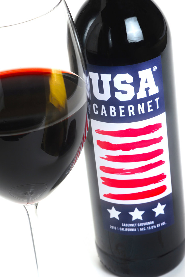 USA Cabernet - This Wine Is Your Wine